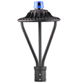 30W Led Post Yard Light Dusk To Dawn