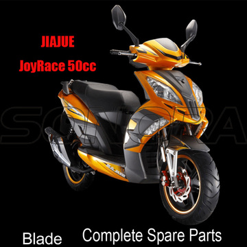 JIAJUE Blade 50CC 125CC 150CC Complete Motorcycle Spare Parts