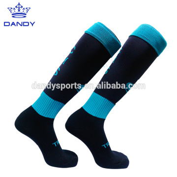 Custom Breathable Mens Rugby Socks