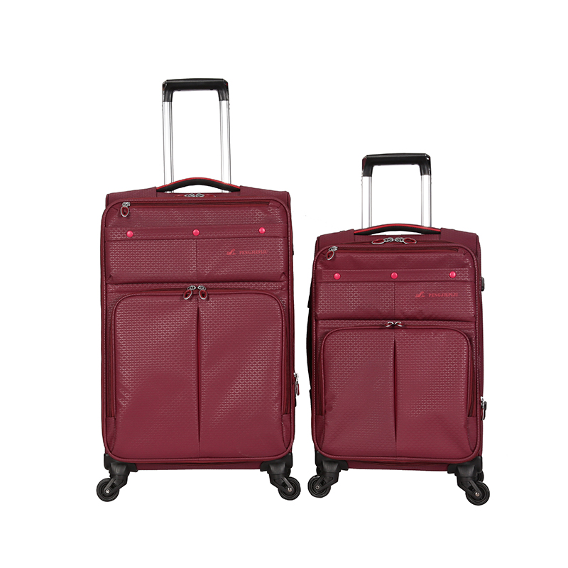 Best price Travel fabric cheap trolley luggage bag