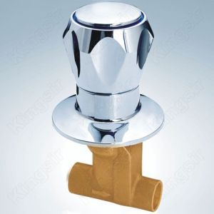 Hot sale for Water Stop Valves Brass Plumbing Stop Valve export to Qatar Exporter