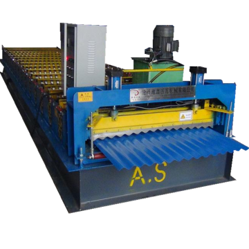 Corrugated sheet rolling forming machine for sale