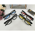 UV400 Square Full Frame Optical Glasses Wholesale