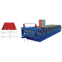 Galvanized Corrugated Steel Sheets Machine Metal Stud Roll Forming Machine