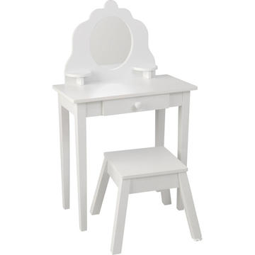 Mini Children Dressing Table Makeup Dresser