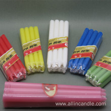 Colorful 11g Paraffin Wax Candle to Iraq