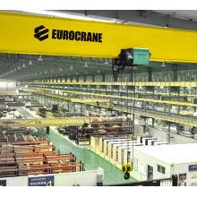 Popular Design for Travelling Eot Crane High Quality Single Girder Overhead Crane supply to Kazakhstan Manufacturer