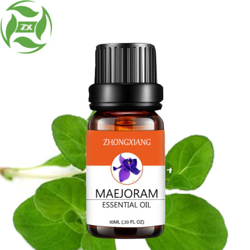 natural marjoram essential  oil for aching muscle