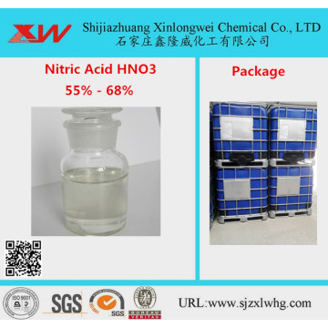 Commercial Grade Nitric Acid Solutions