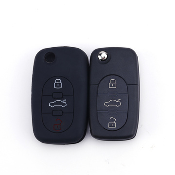 Brand audi 2019 car key cover