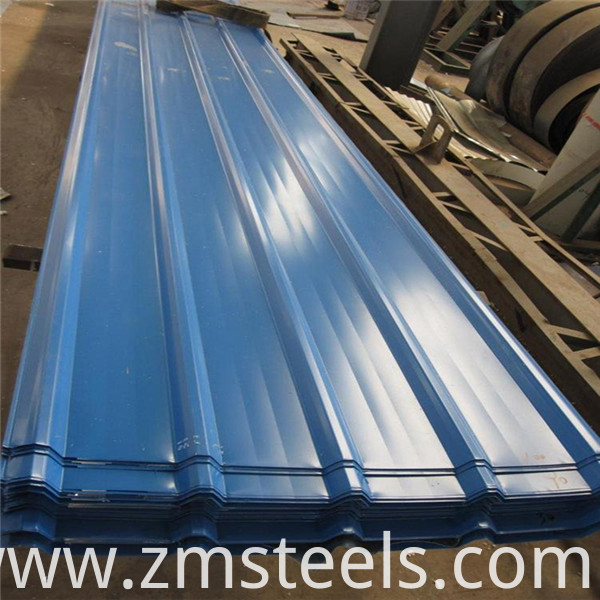 Aluminium Roofing Sheet Size