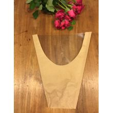 Bottom price for Biodegradable Kraft Paper Bag Biodegradable Food Packaging Bag export to Indonesia Manufacturer