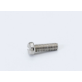 Stainless Steel Flat Head Slotted Machine Screws