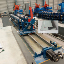 Galvanized H strip roll forming machine