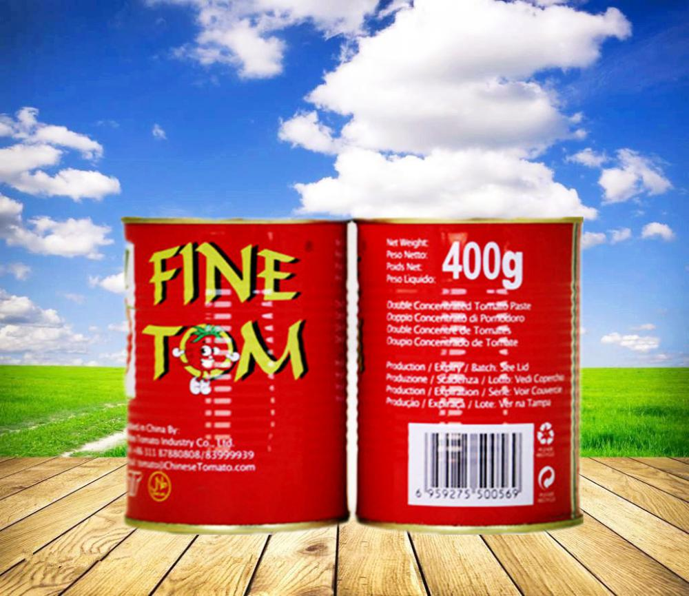 850g GINO Tin Tomato Paste Double Concentrate