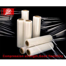 Excellent quality for for Super Thin LLDPE Wrap Film high transparent stretch film from 10mic to 40mic export to Aruba Manufacturers