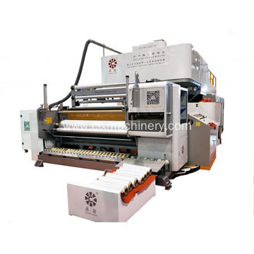 CL-80/100/80C Automatic Plastic Wrapping Film Machinery
