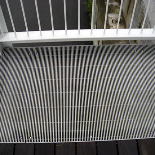 Architectural Steel Balcony