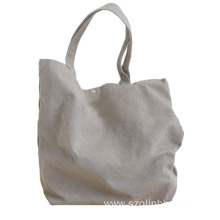 Hot Sale for Fabric Tote Bags Big Capacity Canvas Shopping Bags For Men Women supply to South Korea Factory