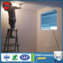 Latex paint for walls polyurethane top coat