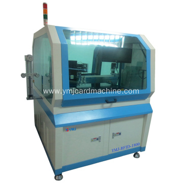 Full Auto RFID Label Mounting Machine
