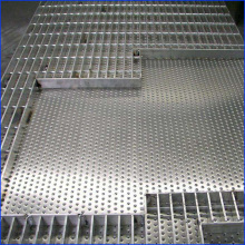 Irregular Shaped Steel Grating