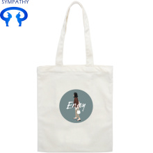 student canvas bag with single shoulder bag