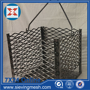 Metal Wire Mesh Container