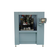5 Axes Flat Wire Brush Machine