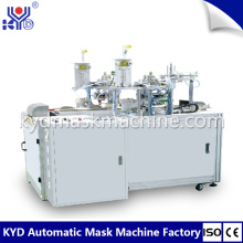 Ultrasonic folding type mask earloop welding machine