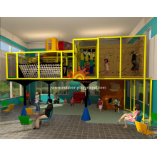 Indoor Commercial Playground Equipment For Sale
