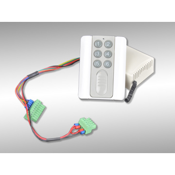 Power sliding gate door opener remote control