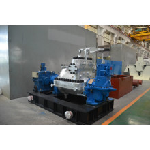 Reaction Stage Steam Turbine