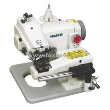 Desk Top Cylinder Bed Blindstitch Sewing Machine