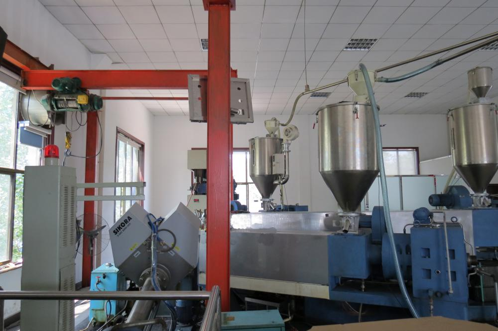 132KV AND BLEOW XLPE INSULATION EXTRUDING MACHINE TWO