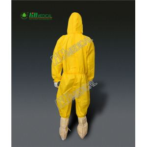 OEM/ODM Supplier for for Nonwoven Lamination Gown Coverall  Isolation Gown   Protective Suit export to Vatican City State (Holy See) Supplier
