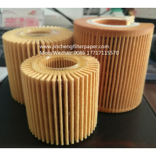 Uncured Oil Filter Paper