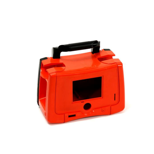 Medical heartsave defibrillator plastic box mould