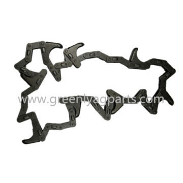 OEM Supply for John Deere Combine spare Parts, John Deere Cornhead Parts From China Manufacturer CA555-48-C6E-8 AN102009 John Deere Cornhead Chain export to Nigeria Manufacturers
