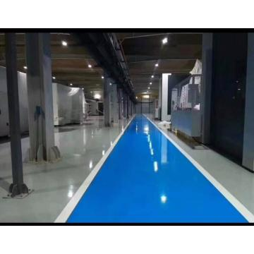 Factory high-strength epoxy resin coating floor
