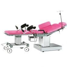 Baby friendly birthing table