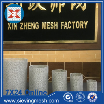 Wire Mesh Filter Tube