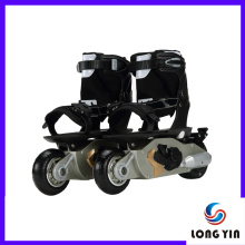 Popular product human electric roller skate with remote