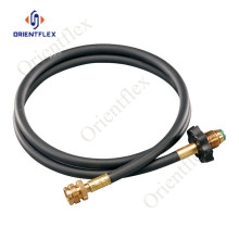 outdoor 8mm lpg camping gas hose