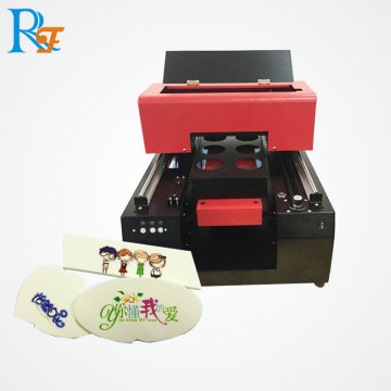 2018 world cup selfie coffee printing machine