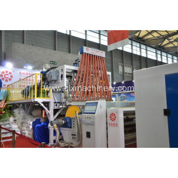 1500mm Co-extrusion Stretch Wrapping Film Machine