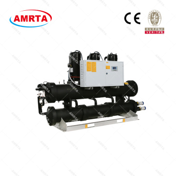 Water Cooled Scroll Chiller with Cooling and Heating
