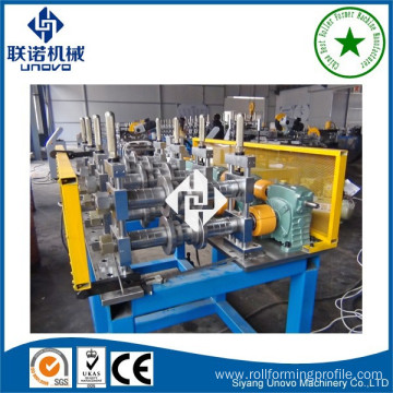 warehouse storage racking roll forming machinery