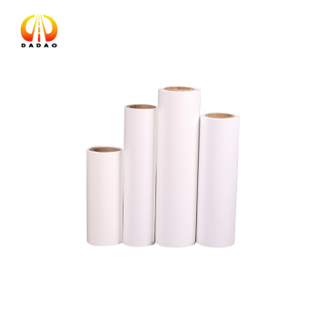 50 micron white polyester film for cable wrapper