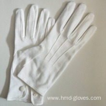 Organic Usher Marching Band Gloves